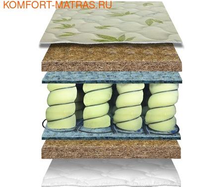 Матрас Комфорт Матрас Евромодель Богатырь